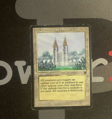 1 The Tabernacle at Pendrell Vale - Legends MtG Magic Land Rare old school for sale  Shipping to Canada
