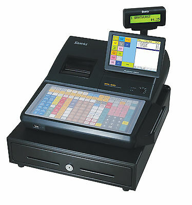 Sam4s Sps-530ft 7 Touchscreen Pos Cash Register With Free Shipping