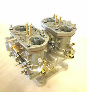 TWIN 44 IDF TYPE WEBER REPL CARBURETTOR CARBY BRAND NEW V8 PERFORMANCE CARBIE