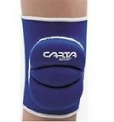 Carta Sports Volleyball/Dance/Work/Football/Goalball Knee Pads Gym Blue Large