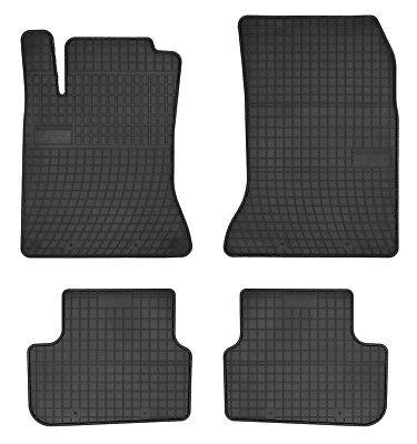 passend für Mercedes-Benz A-Klasse W177 Gummifußmatten Fußmatten 2018 -