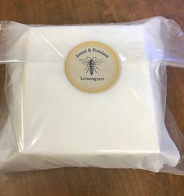 Sweet B - Simple Bee Fondant, 5 lbs, Lemongrass, Winter Hive Feeding