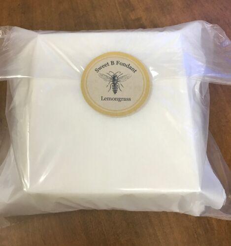 Sweet B - Simple Bee Fondant, 5 lbs, Lemongrass, Winter Hive Feeding, Bee Food