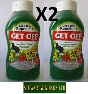 Get Off Dog Cat Repellent Crystals