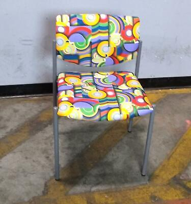 Steelcase Canada Guest Style Colorful Modern Art Pattern Chairs