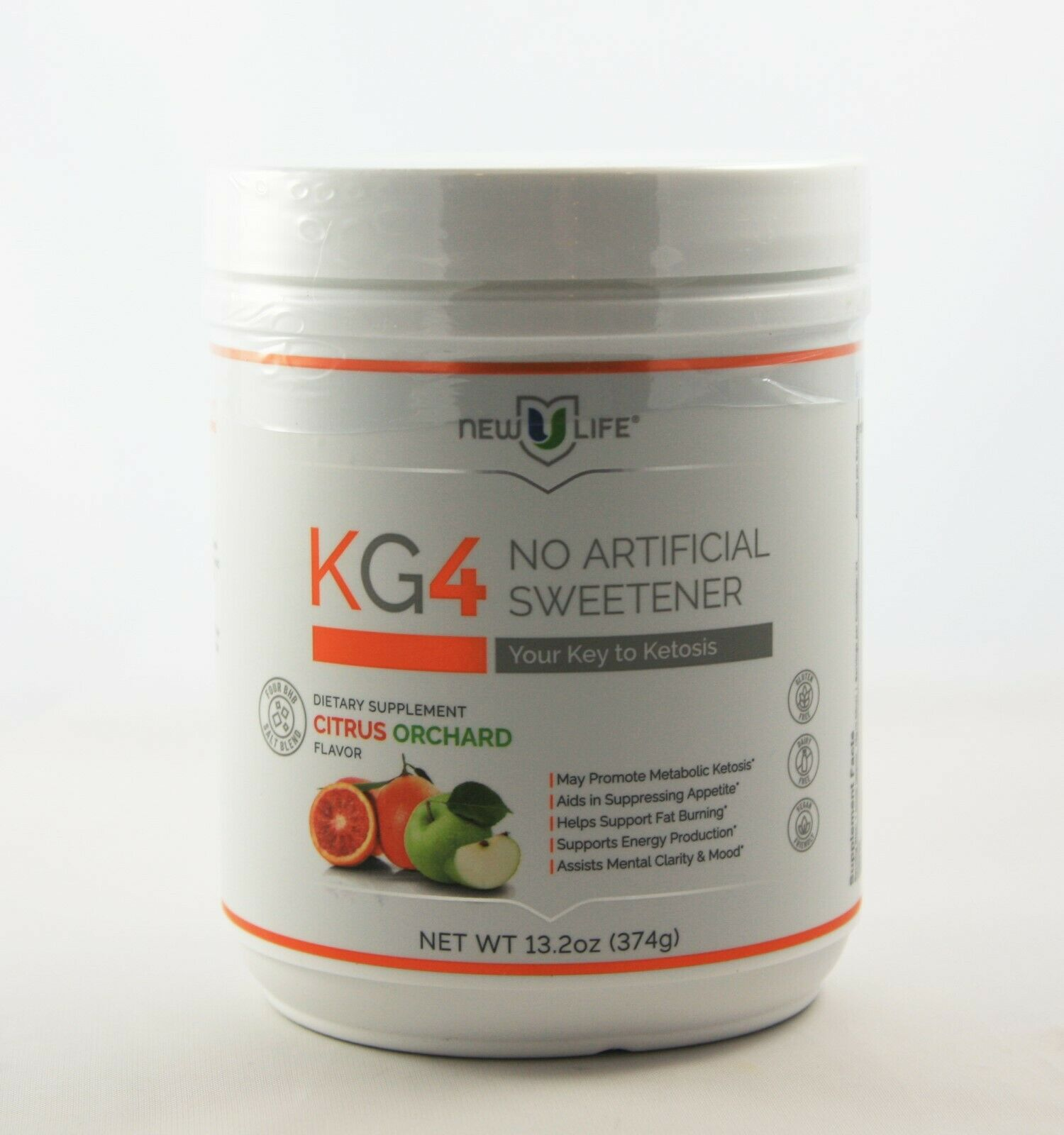 NewULife New U Life KG4 Citrus Orchard Flavor - Free Shipping