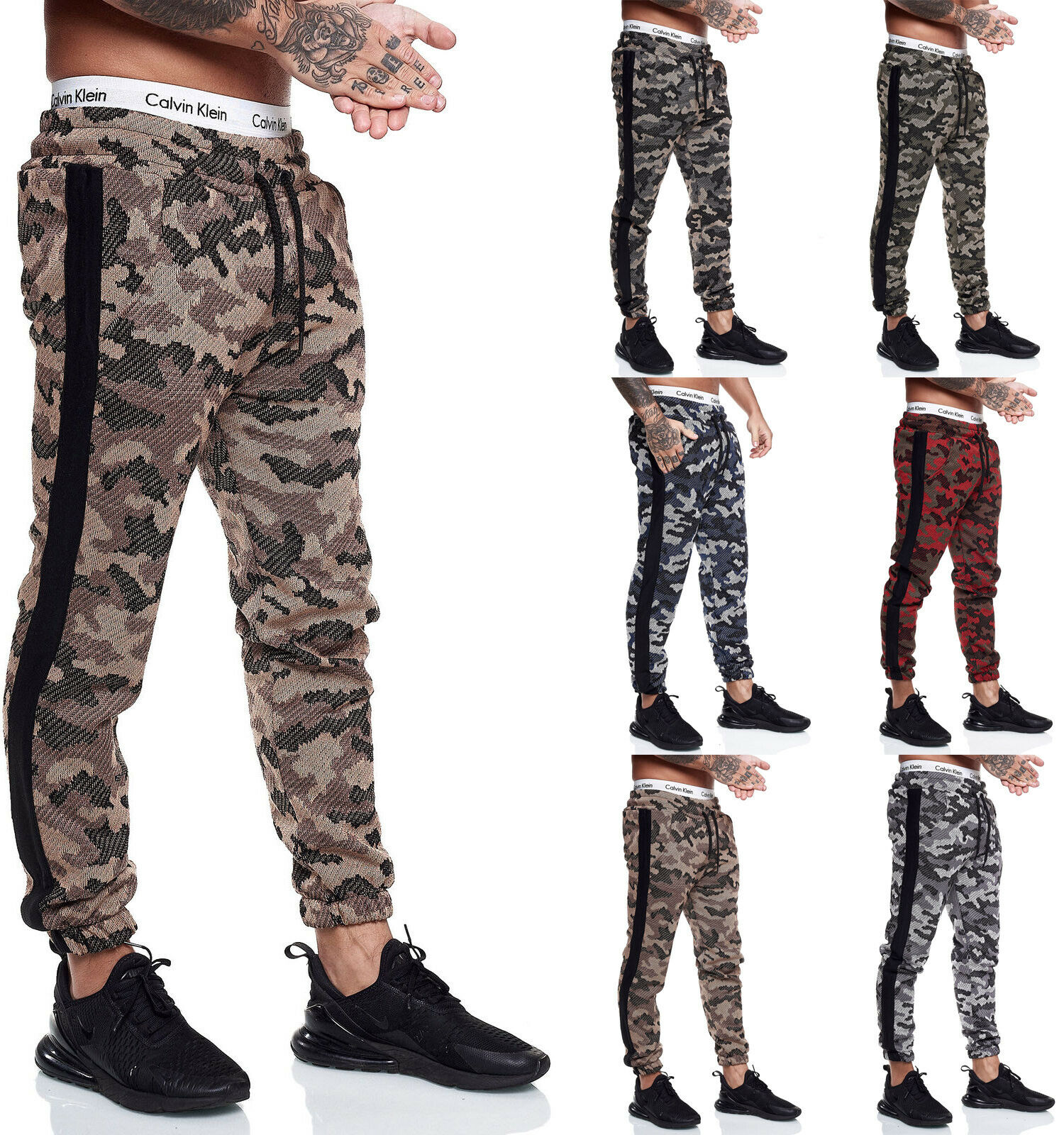 Jogging Sport Trousers Training Pants Jogger Streetwear Fitn