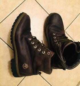 Chaussure Original Timberland pour l'hiver T 44 en vrai cuir