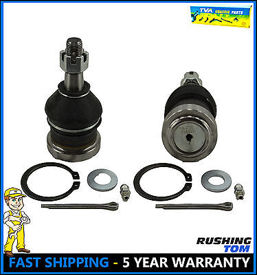 Fits Grand Caravan Town & Country Voyager Set of (2) New Front Lower Ball Joints