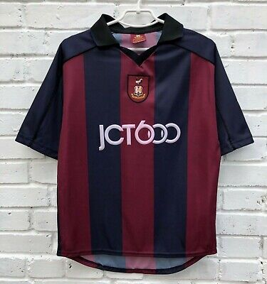 FC Bradford City The Bantams 2002/2003 AWAY JERSEY SHIRT FOOTBALL SOCCER MAGLIA image