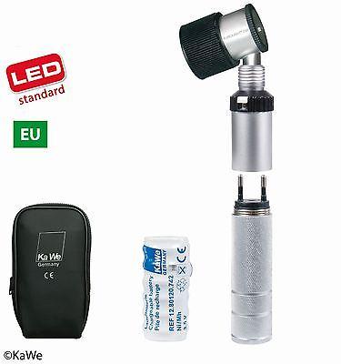 KaWe EUROLIGHT D30 LED Dermatoskop mit wiederaufladbarem Steckdosenbatteriegriff online kaufen