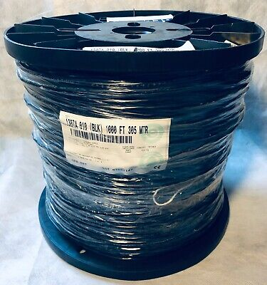 Belden 1307a Cable Spool 1000 Ft Speaker