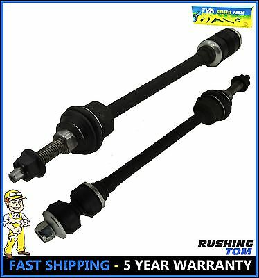Set of 2 Front Sway Stabilizer Bar End Link Pair For Dodge Ram 1500 Pickup 4x4