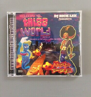 DJ Rick Lee Presents: Welcome To Thizz World Mac Dre Dubee Diggs Bay CD USED for sale  Petaluma