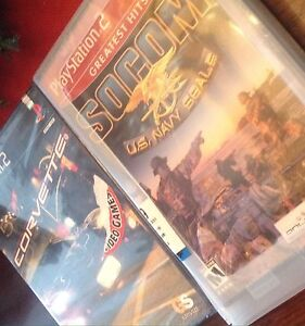 2. PS2 games sealed new