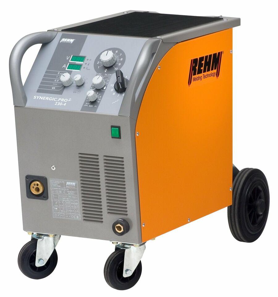 Rehm Synergic Pro® 251 Quattro MIG/MAG Schweißgerät in Bad Liebenwerda