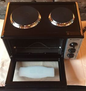 Bravetti Convection & Rotisserie Oven - with Cooking Range