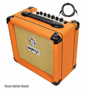 Orange mini amp