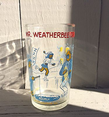 1973 Archie Comic Publications, Inc. Collector Glass - Mr. Weatherbee Drops In
