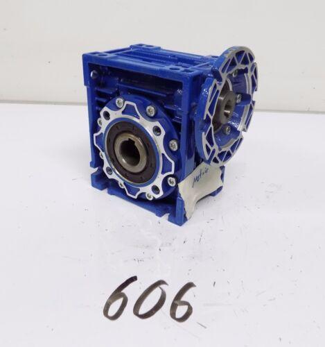 NOS MOTOVARIO GEAR SPEED REDUCER NMRV 050 6236759-079 30:1 METRIC GEARBOX