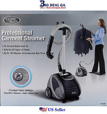 New Professional Garment Clothes Steamer Handheld Clothing Fabric Steam Iron on Rummage