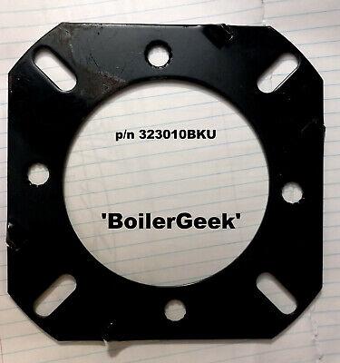 Beckett Square Burner Flange Mounting Plate- 323010bku