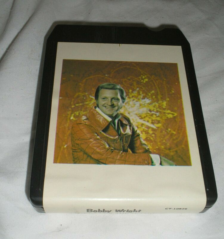 Bobby Wright - Songs For The Season - 8 Eight Track Tape