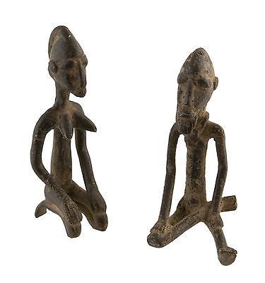 Figure, Figure African Bronze, Old-Dogon-Mali-Art African-Af 1111