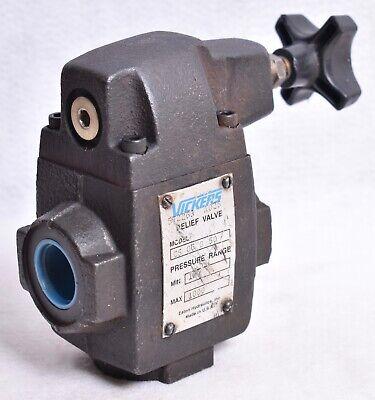 Eaton Vickers Hydraulic Pressure Relief Valve 572263 A02s Cs-06-b-50