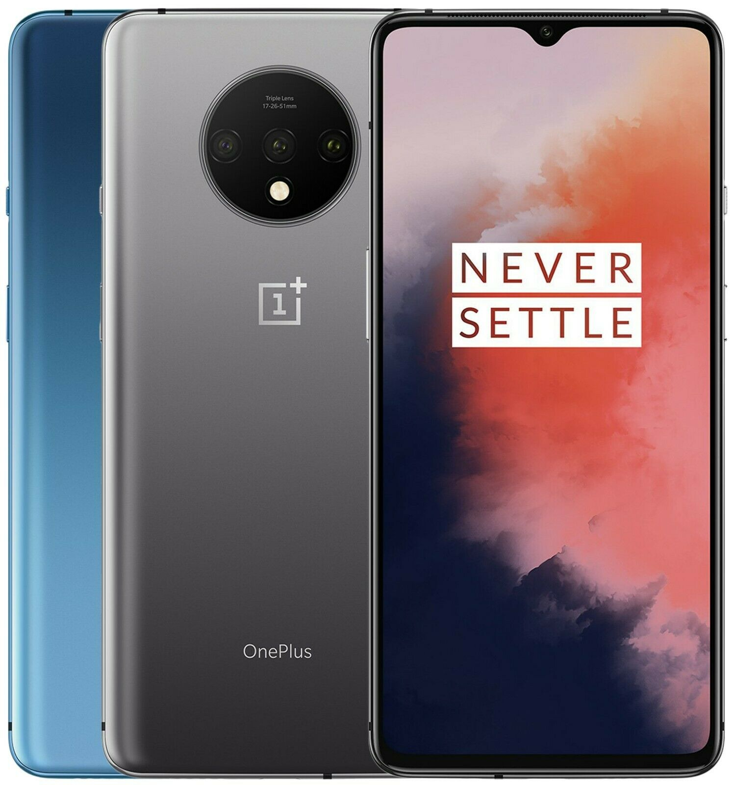OnePlus 7T 256GB HD1900 (FACTORY UNLOCKED) 6.55