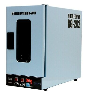 Mobile dryer RG202 for safe heating smartphone or tabloid PC