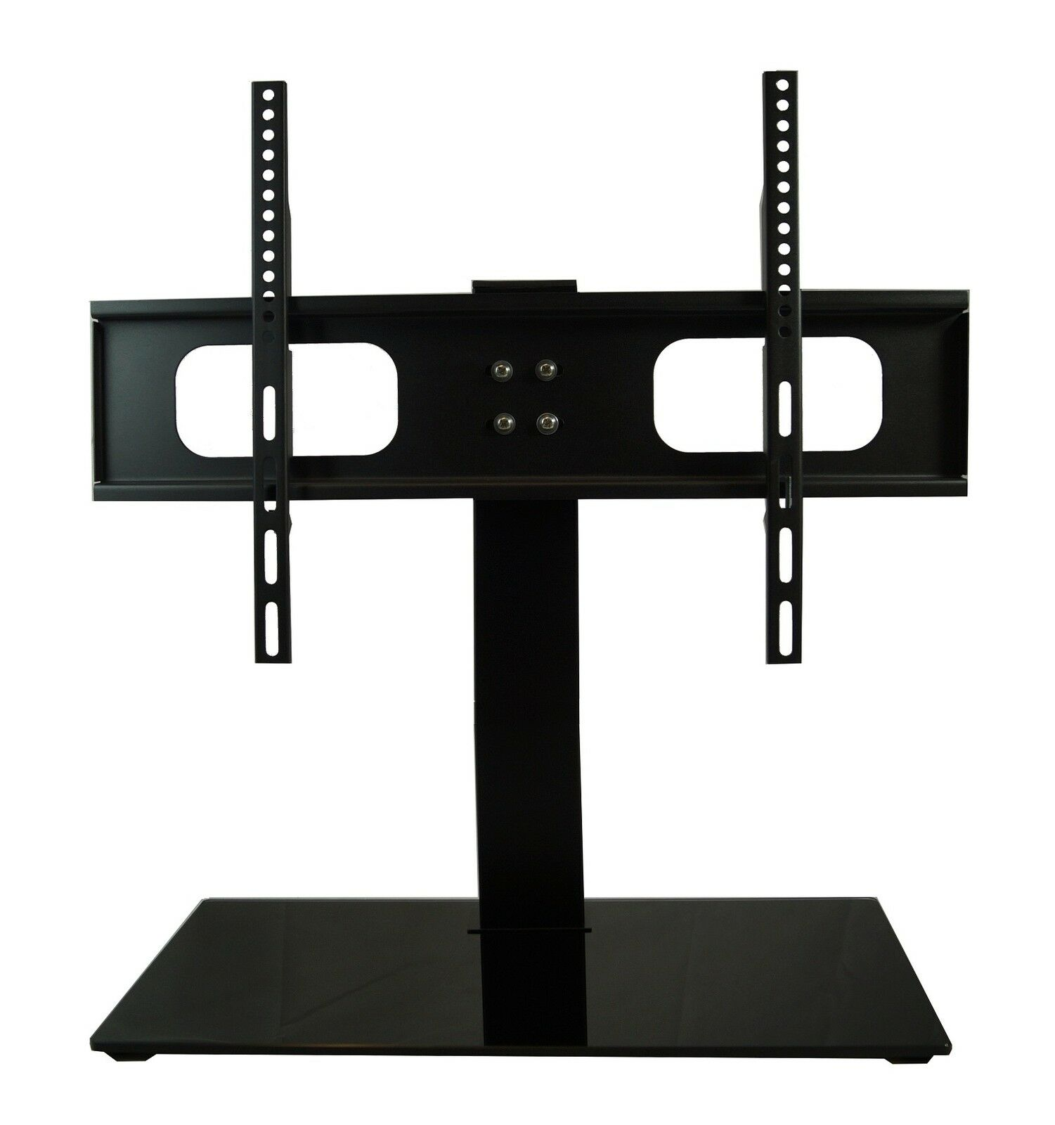 Table Top Replacement Tv Pedestal Stand Base Fits 32 50