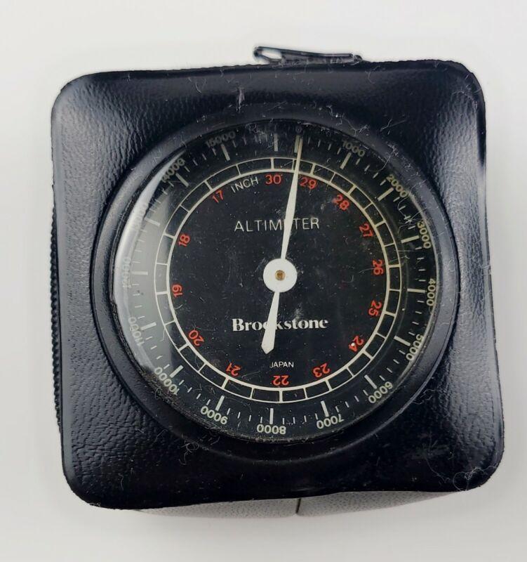 Brookstone Altimeter
