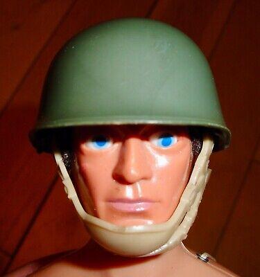 Original Vintage Action Man US Paratrooper Helmet.