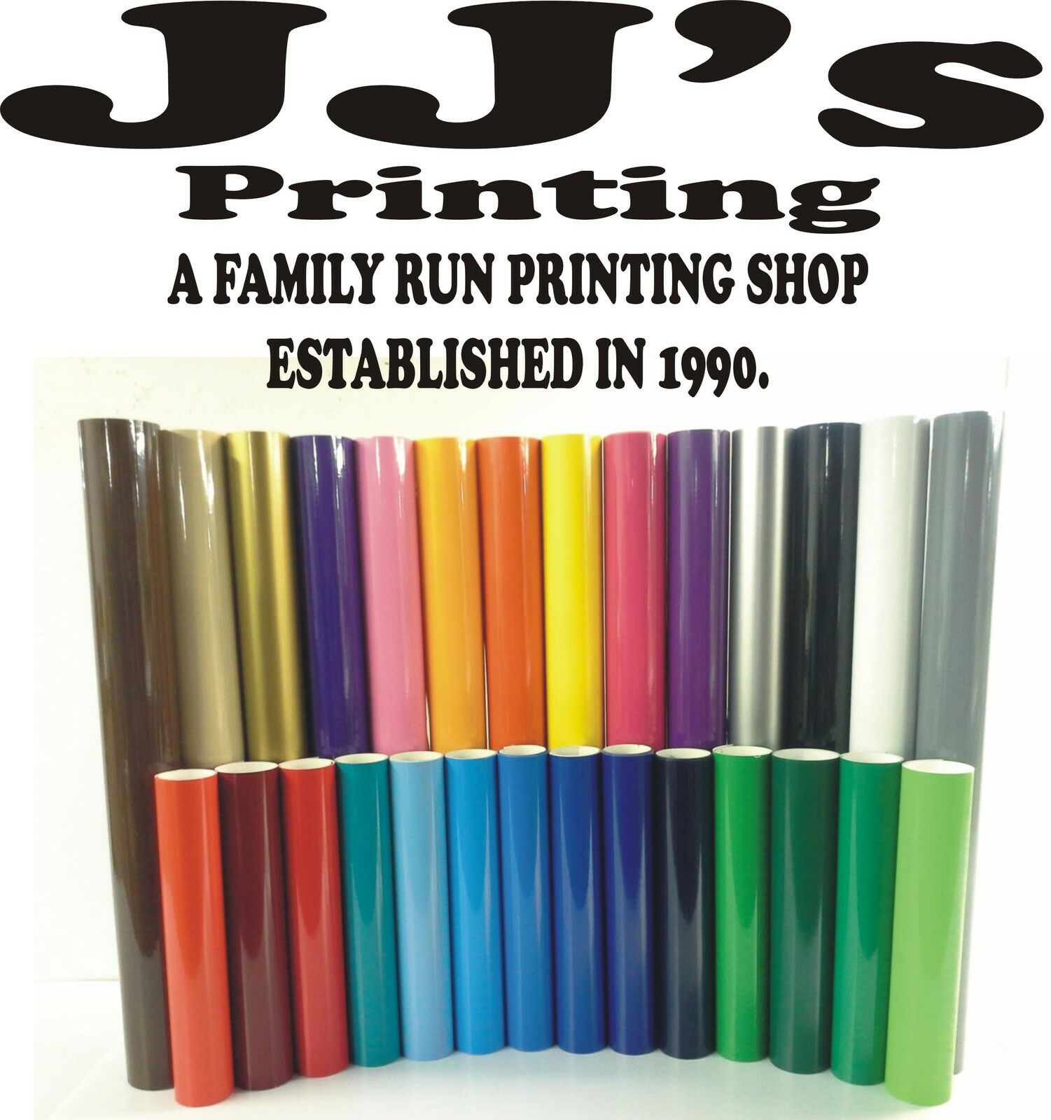 JJ's Printing Services