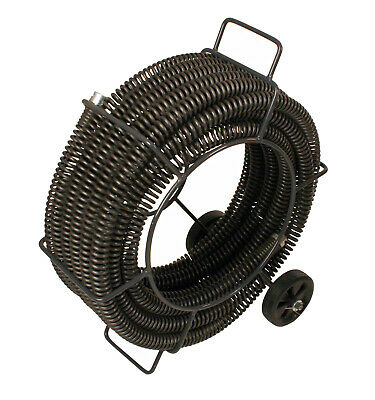 62280 C-11 Drain Cleaner Snake Cable 1-14x 60 For Ridgid K1500 Machine