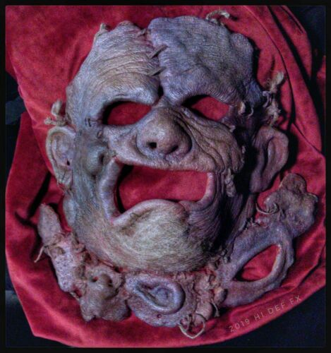 Leatherface Mask - Part 2 - (Hi-Def FX) Screen-used from