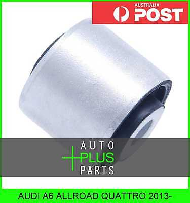 Fits AUDI A6 ALLROAD QUATTRO 2013- - Rubber Suspension Bush Front Lower Arm