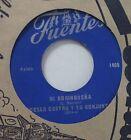 Excellent (EX) Inlay Condition Salsa 45 RPM Speed Vinyl Records