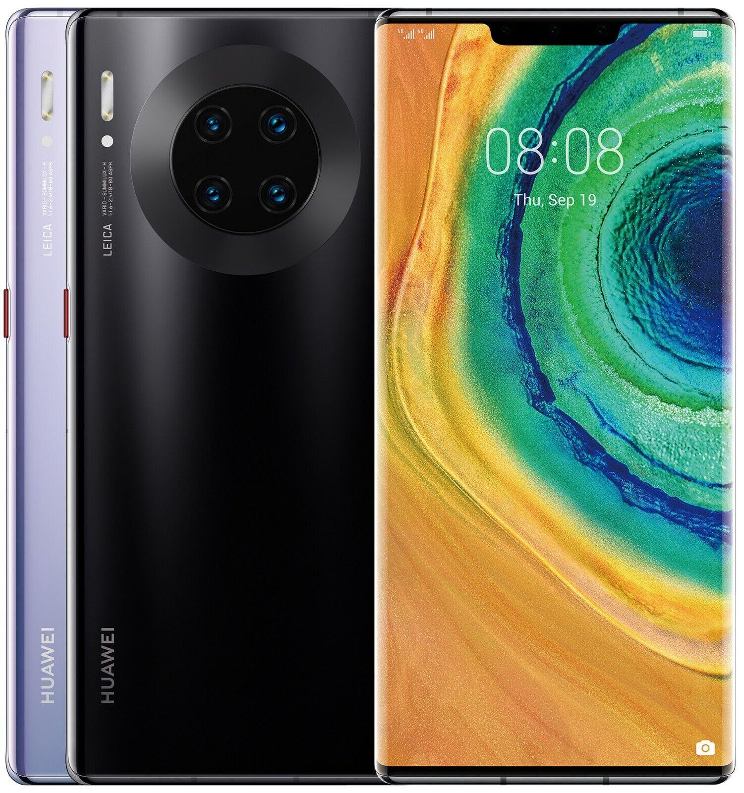 """Huawei Mate 30 Pro LIO-L29 256GB 8GB RAM  6.53"""" Kirin 990"""