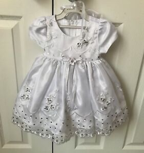 Brand New White Dress for 3 month Baby Girl Only $20