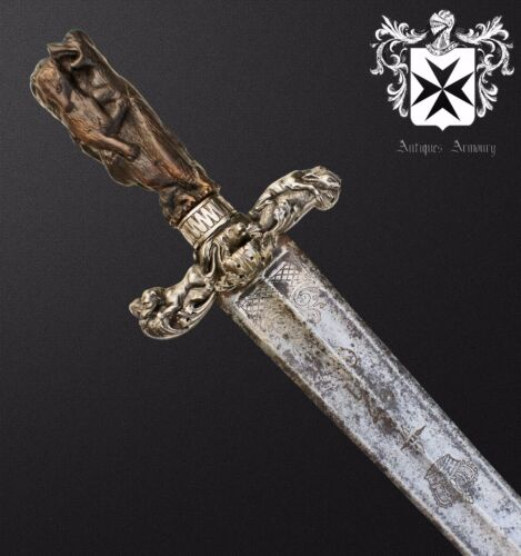 17th Century European Hunting Sword