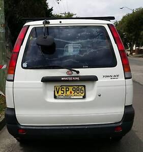 1998 Toyota Townace Van/Minivan Punchbowl Canterbury Area Preview