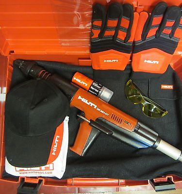 Hilti Dx 351-ct Power Actuated Toolpreowned Lk Free Hilti Extras Fast Ship