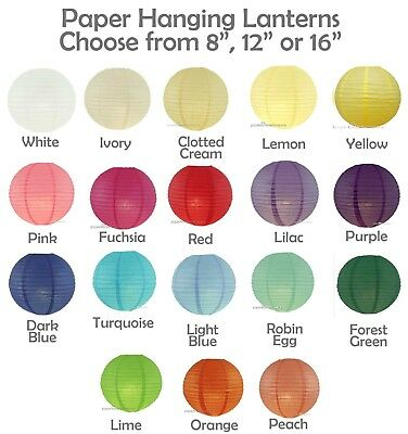 Bargain Giant Chinese Paper Hanging Lanterns 30