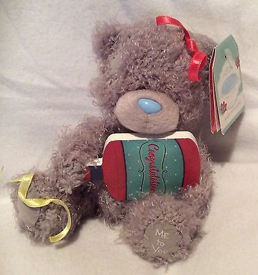 "Me To You Bear - Congratulations - 5"" Plush - Brand New"