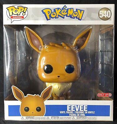 Funko Pop Eevee 10 inch #540 Pokemon. Rare New In Box