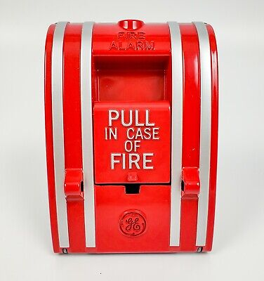 Ge Edwards Signaling 270-spo Fire Alarm Pull Station - New In Box