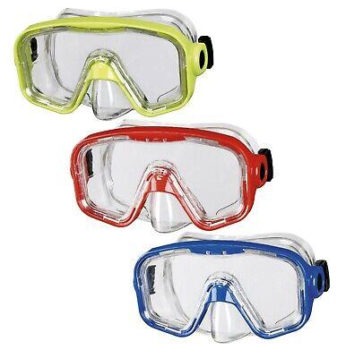 Beco Aquasport Kinder Trainingsbrille diving mask BAHIA Tauchermaske kids 12 +