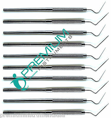 Dental Spreader D11 2s Root Canal Plugger Endodontics Instruments Set Of 10
